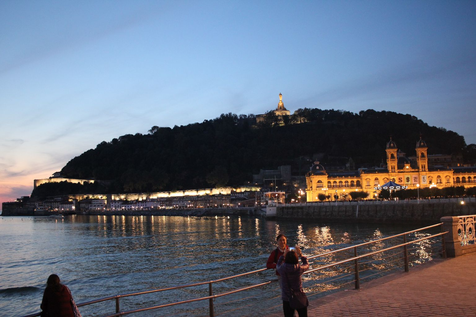 San Sebastian Launches its European Capital of Culture Year with a Series of Events