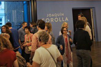 JOAQUÍN SOROLLA Exhibition