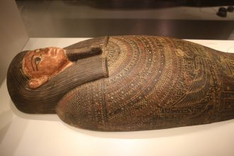 A Mummy in Jerusalem: Secrets of the Afterlife, Temporary Exhibition, till April 2017, The Israel Museum, Jerusalem
