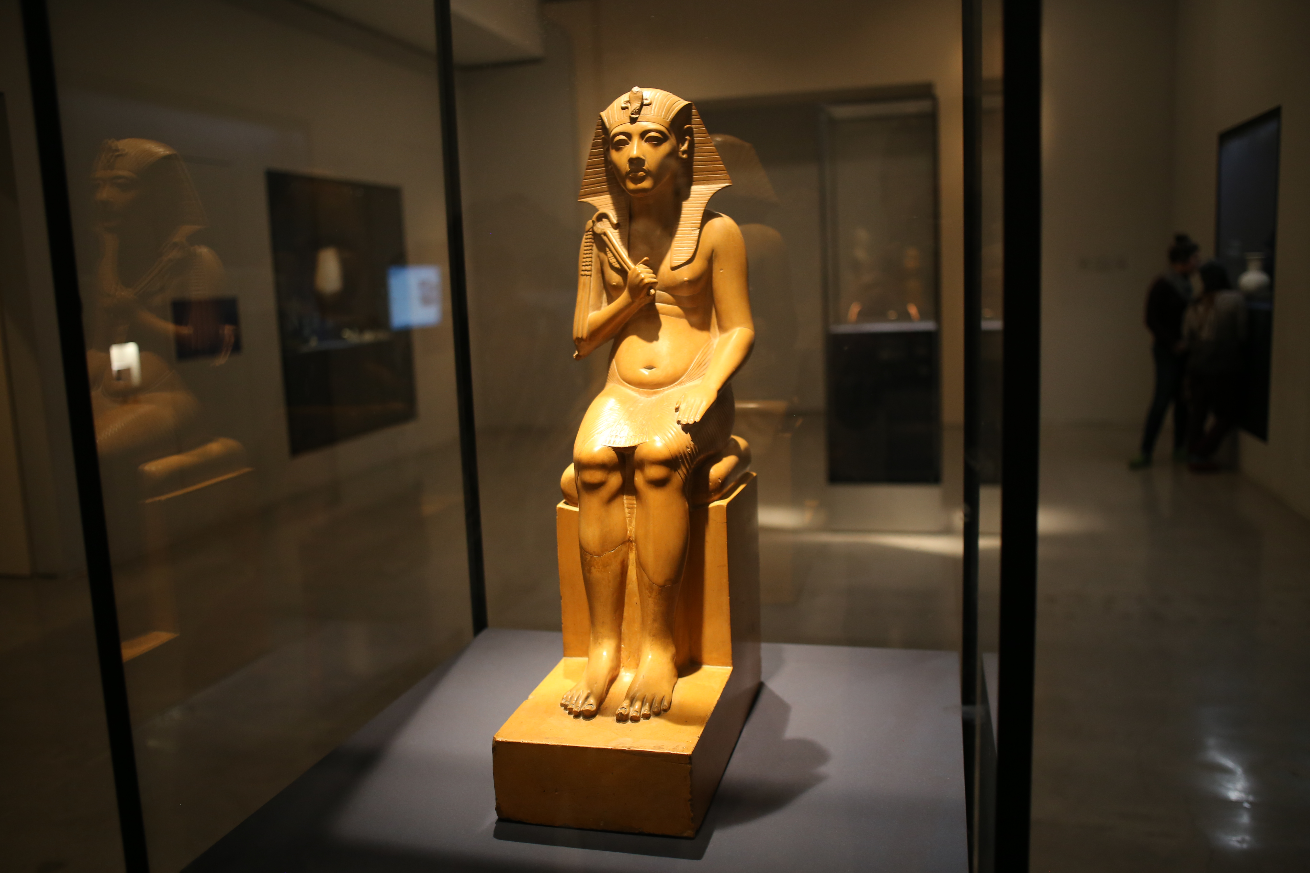 A Mummy in Jerusalem: Secrets of the Afterlife, Temporary Exhibition, till April 2017, The Israel Museum, Jerusalem