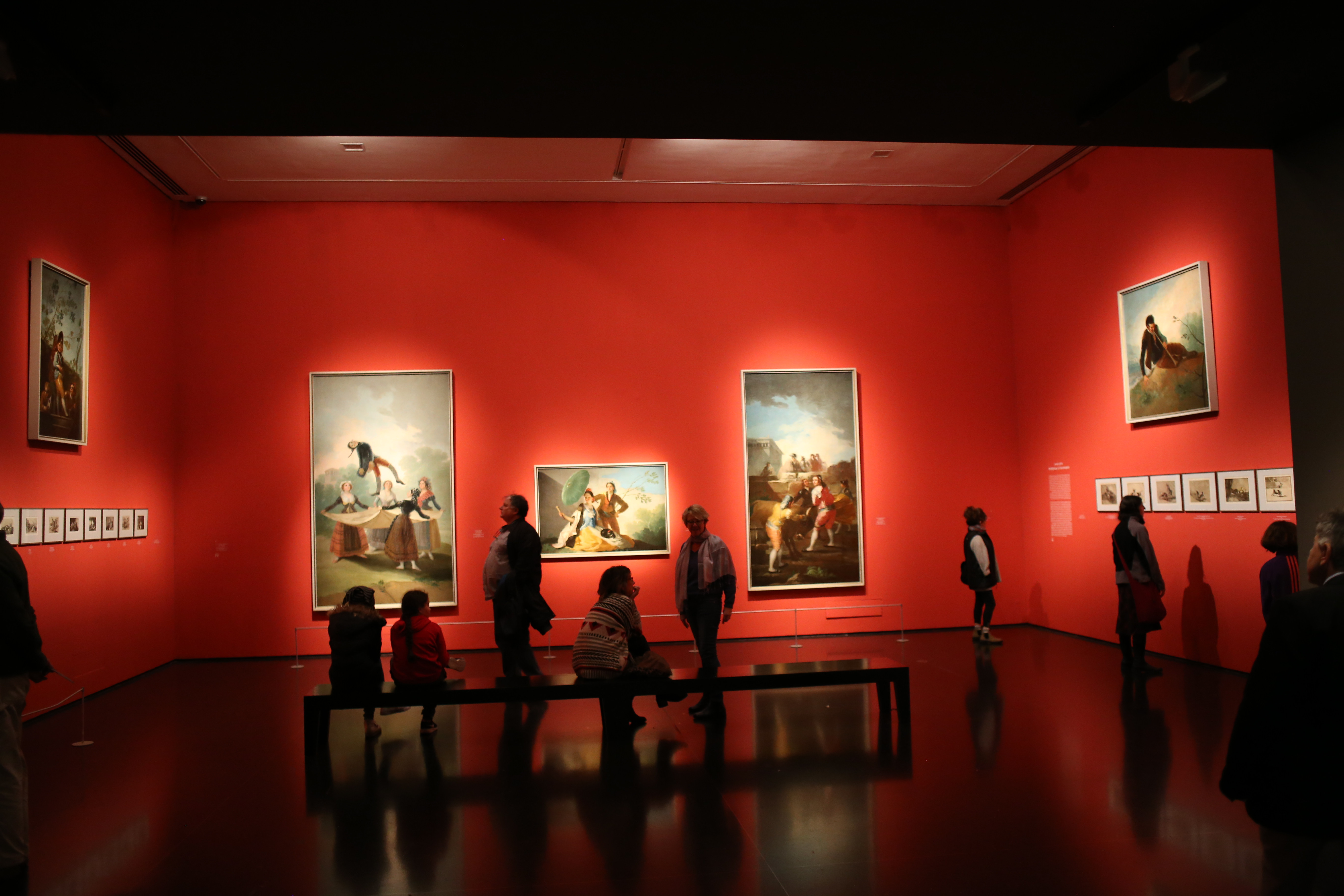 Francisco Goya: Daydreams and Nightmares, Temporary Exhibition, till April 18, 2017, The Israel Museum, Jerusalem