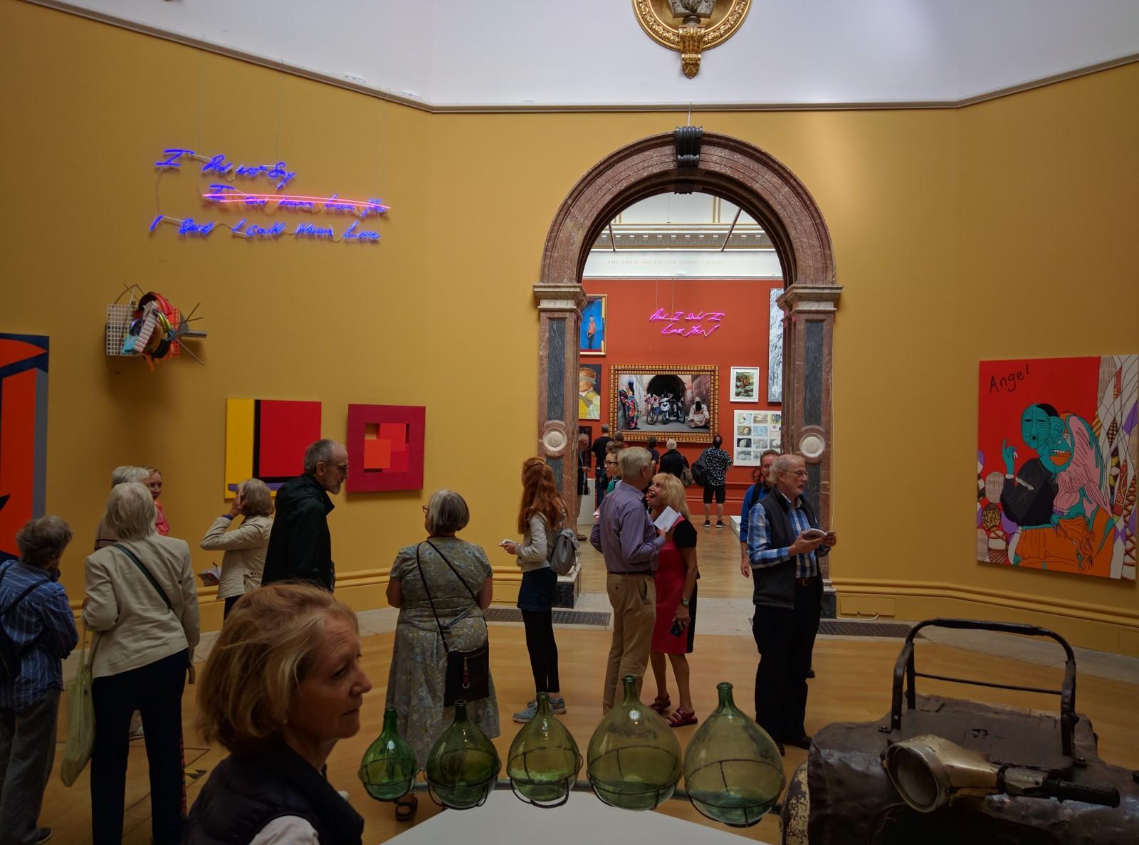 Summer Exhibition 2017, 13 June - 20 August 2017, Royal Academy of Arts, Burlington House, London