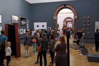 Summer Exhibition 2017, 13 June – 20 August 2017, Royal Academy of Arts, Burlington House, Londonv