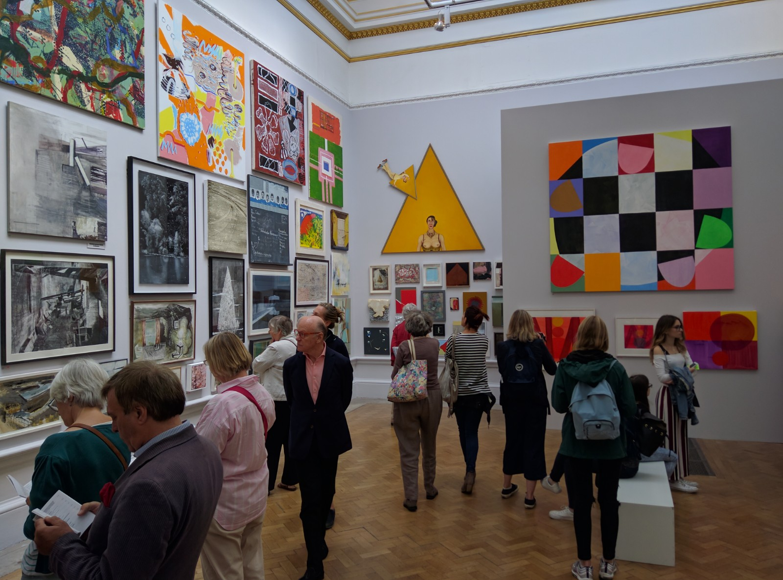 Summer Exhibition 2017, 13 June - 20 August 2017, Royal Academy of Arts, Burlington House, London