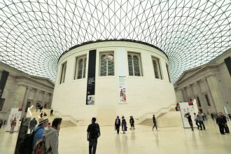 British Museum Exhibitions – Hokusai: beyond the Great Wave – Ending Today