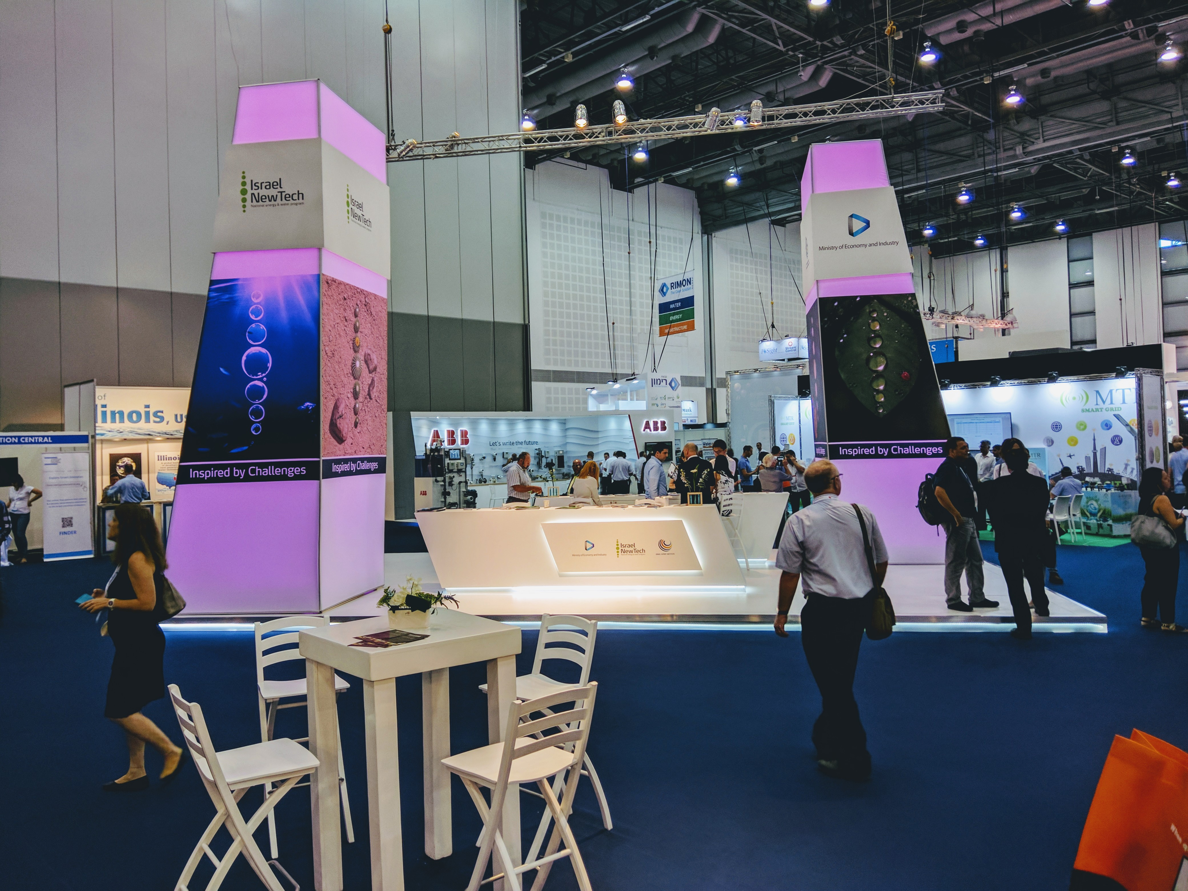 WATEC 2017: Israel successfully exports water technology