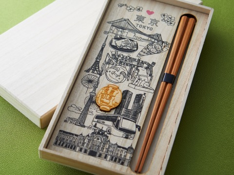 Japanese Chopsticks Exhibition – as Part of Gift Giving Tradition
