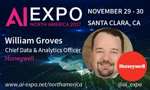 AI Expo North America, 29-30th November 2017, Santa Clara