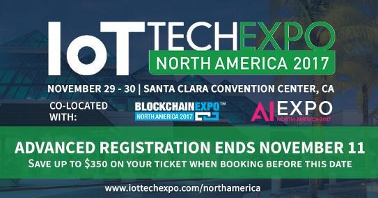 IoT Tech Expo, Blockchain Expo & AI Expo North America