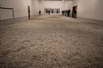 Ai Weiwei #Exhibition: Maybe, Maybe Not,    June 2 2017 – March 3 2018, The Israel Museum, Jerusalem