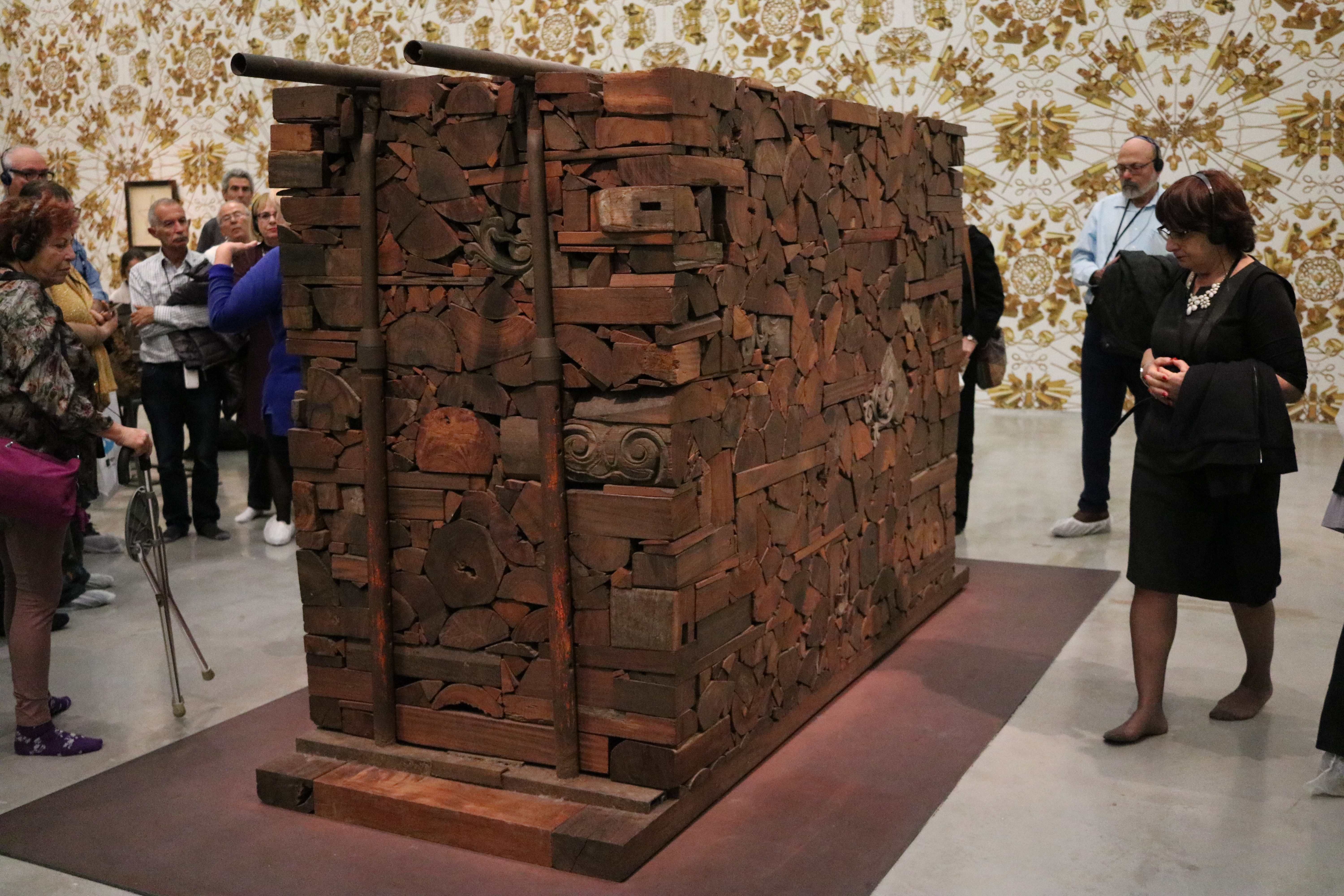 Ai Weiwei #Exhibition: Maybe, Maybe Not, June 2 2017 - March 3 2018, The Israel Museum, Jerusalem