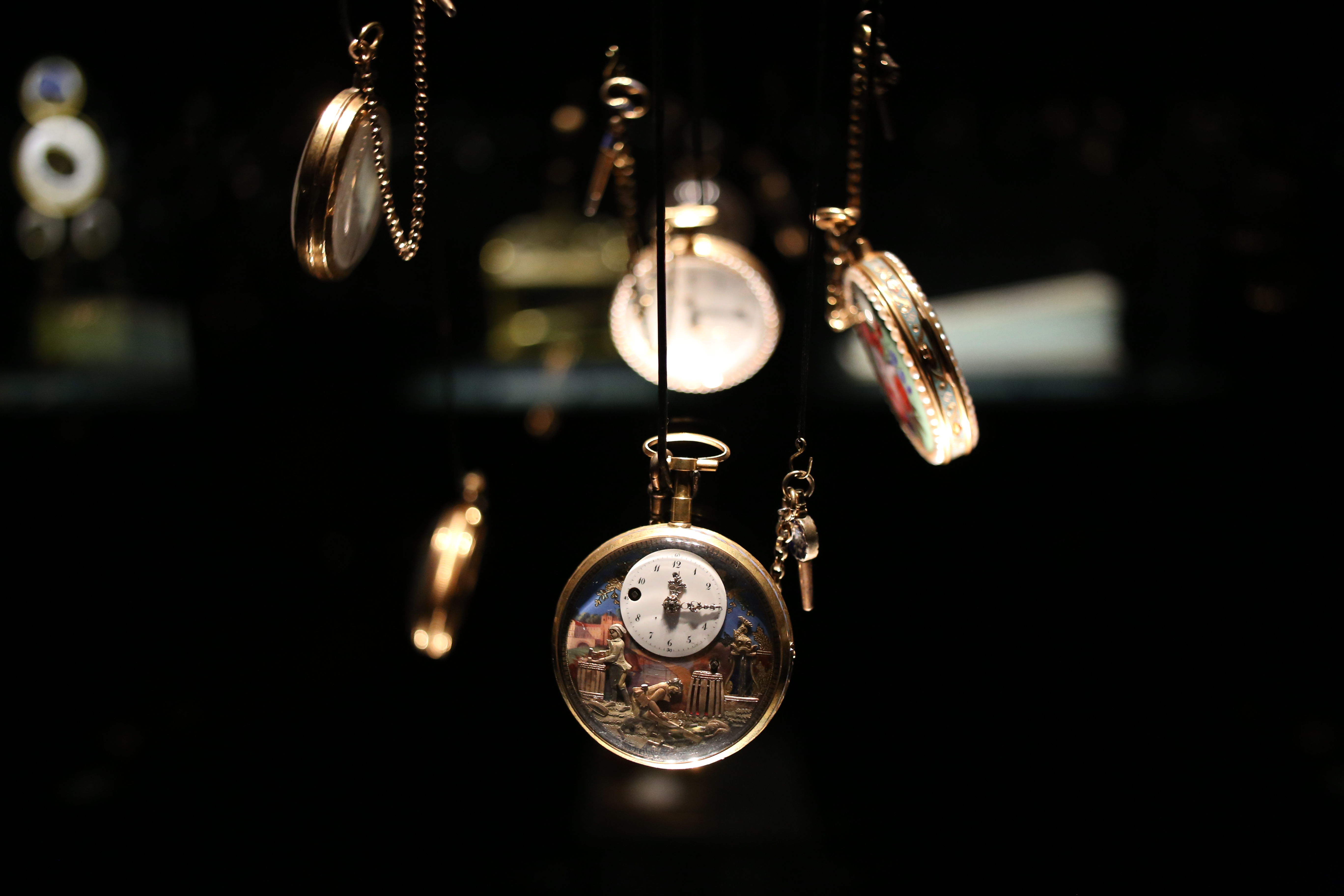 Watchmakers' trade show