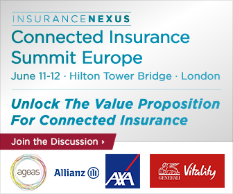 The 3rd Annual Connected Insurance Summit Europe, 11 - 12 June 2018, Hilton Tower Bridge, London, UK