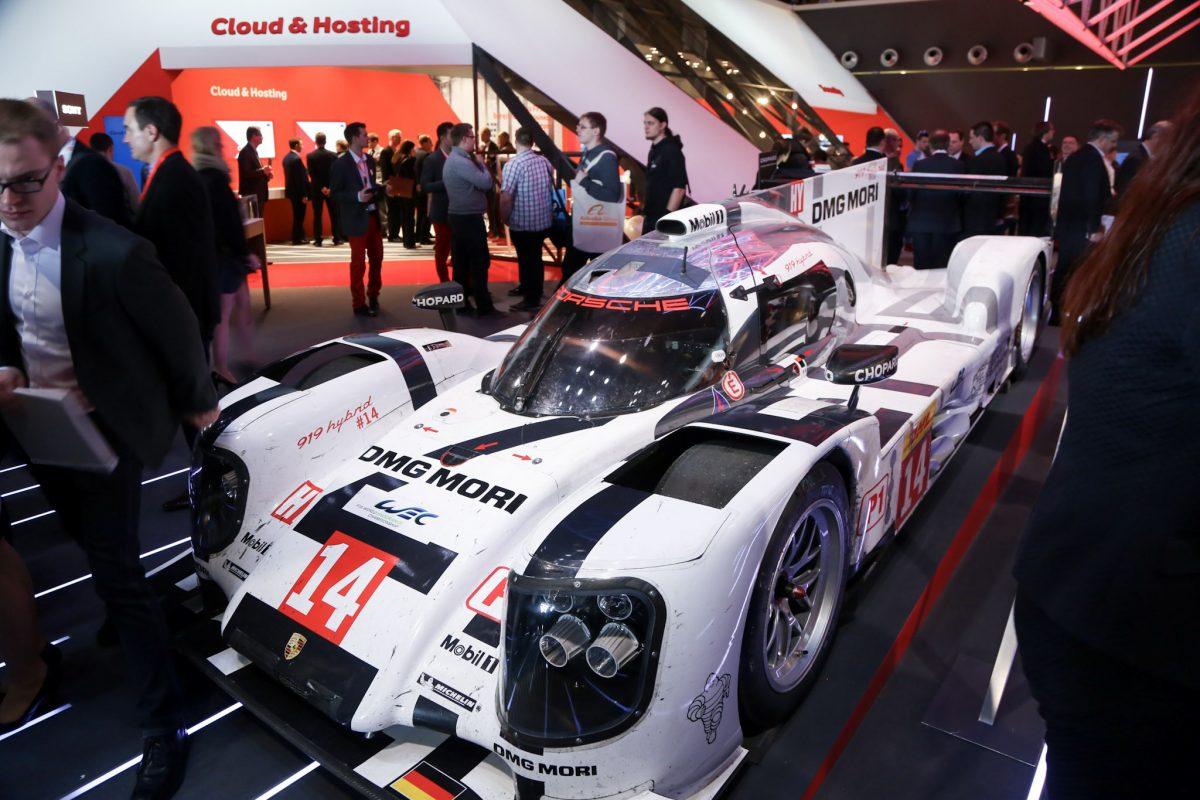 auto exhibition