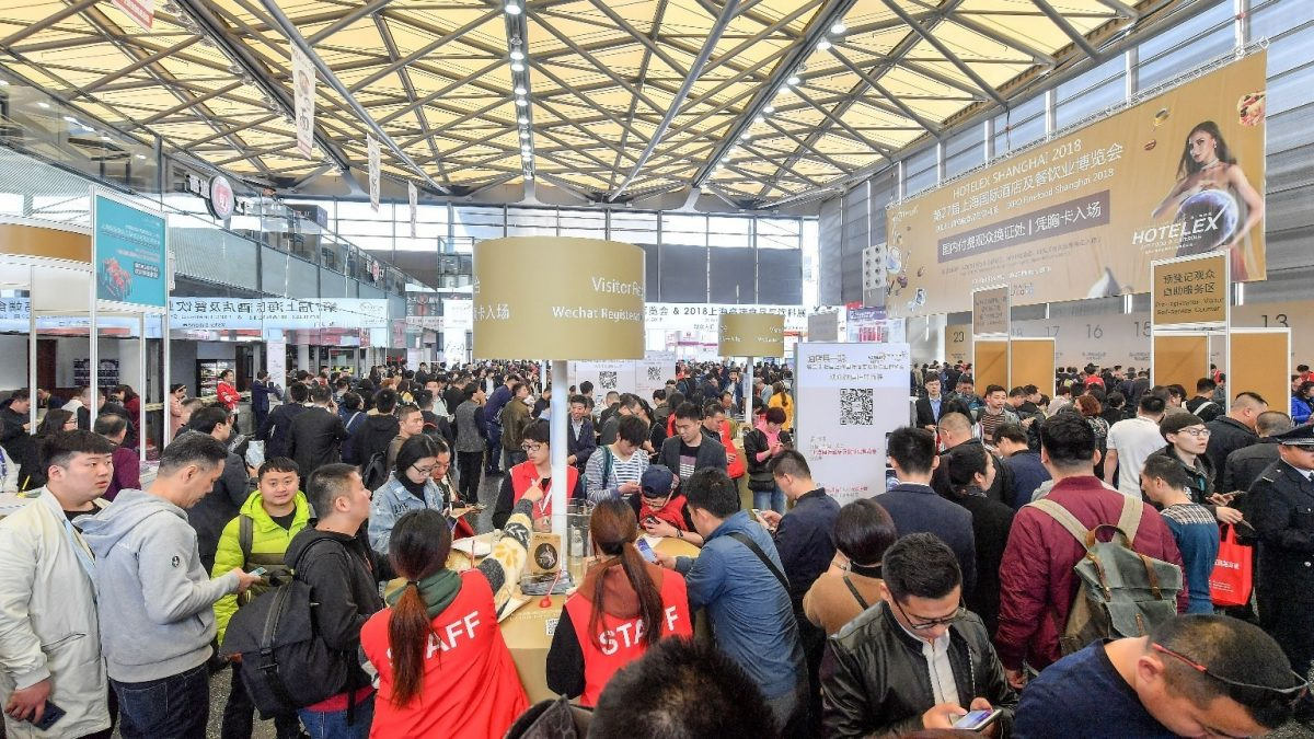 HOTELEX Shanghai 2019 will be held on 1-4 April, 2019