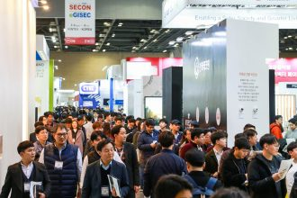 SECON 2020, Asia's Leading Integrated Security Exhibition, is held from 18th to 20th March 2020 at KINTEX (Hall 1-3), South Korea