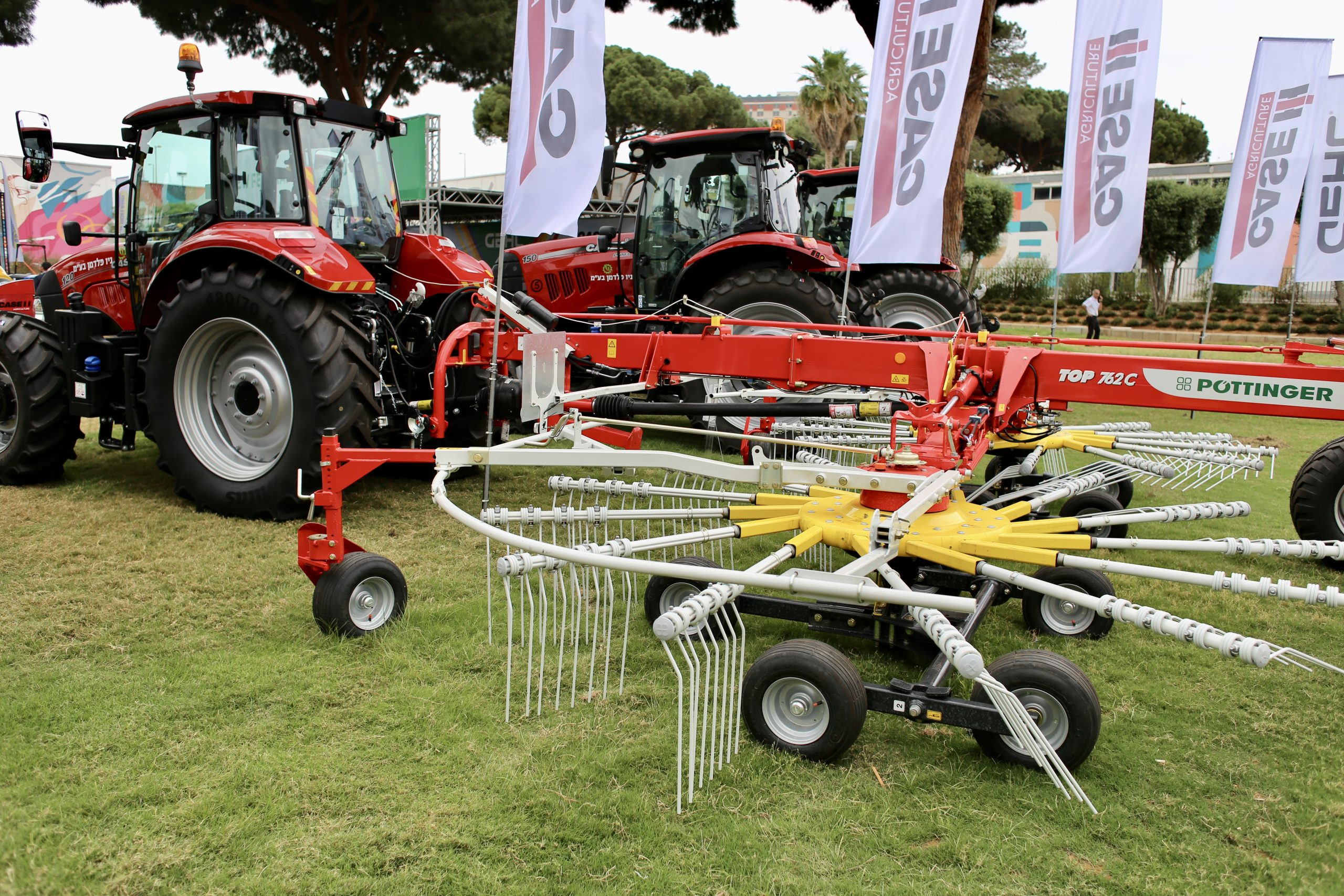 Trade Fair of Agricultural Machinery