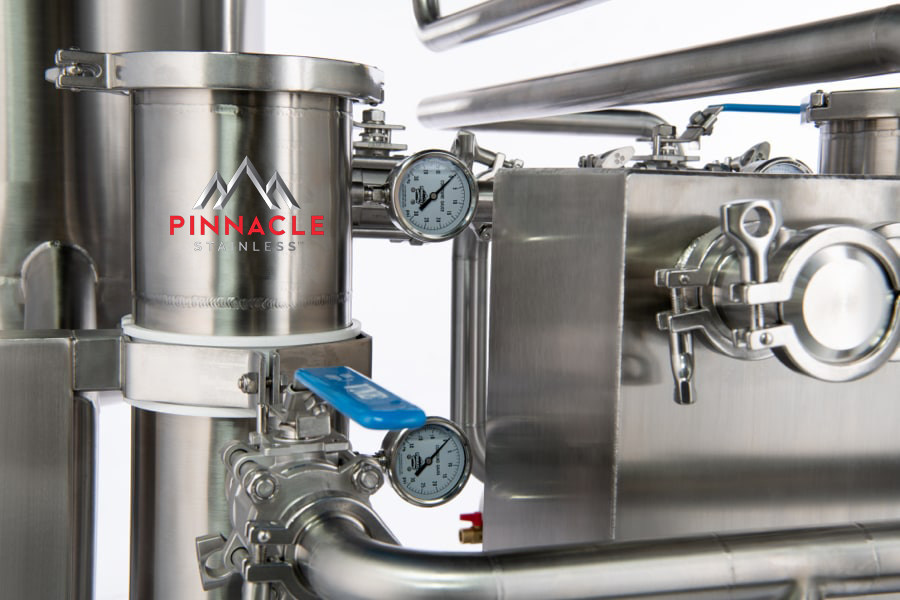 Pinnacle Stainless equipment