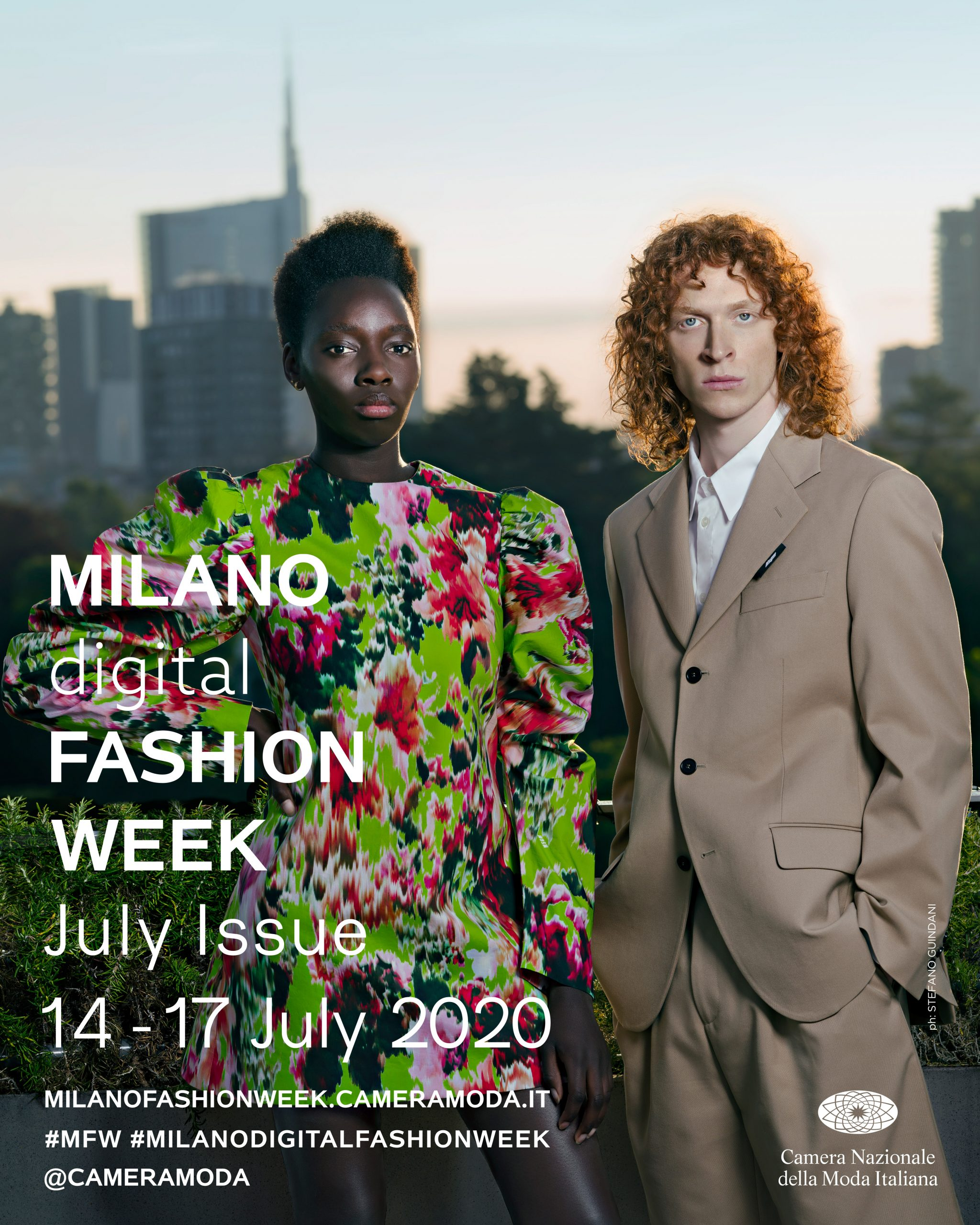 Milan Digital Fashion Week, July 14-17, 2020