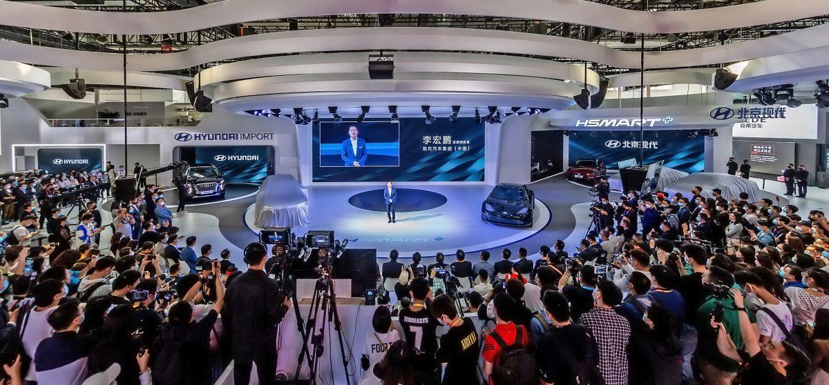 Auto China 2020: Hyundai Motor Shares Game-Changing Electrification Vision Driving Its Smart Mobility Transformation