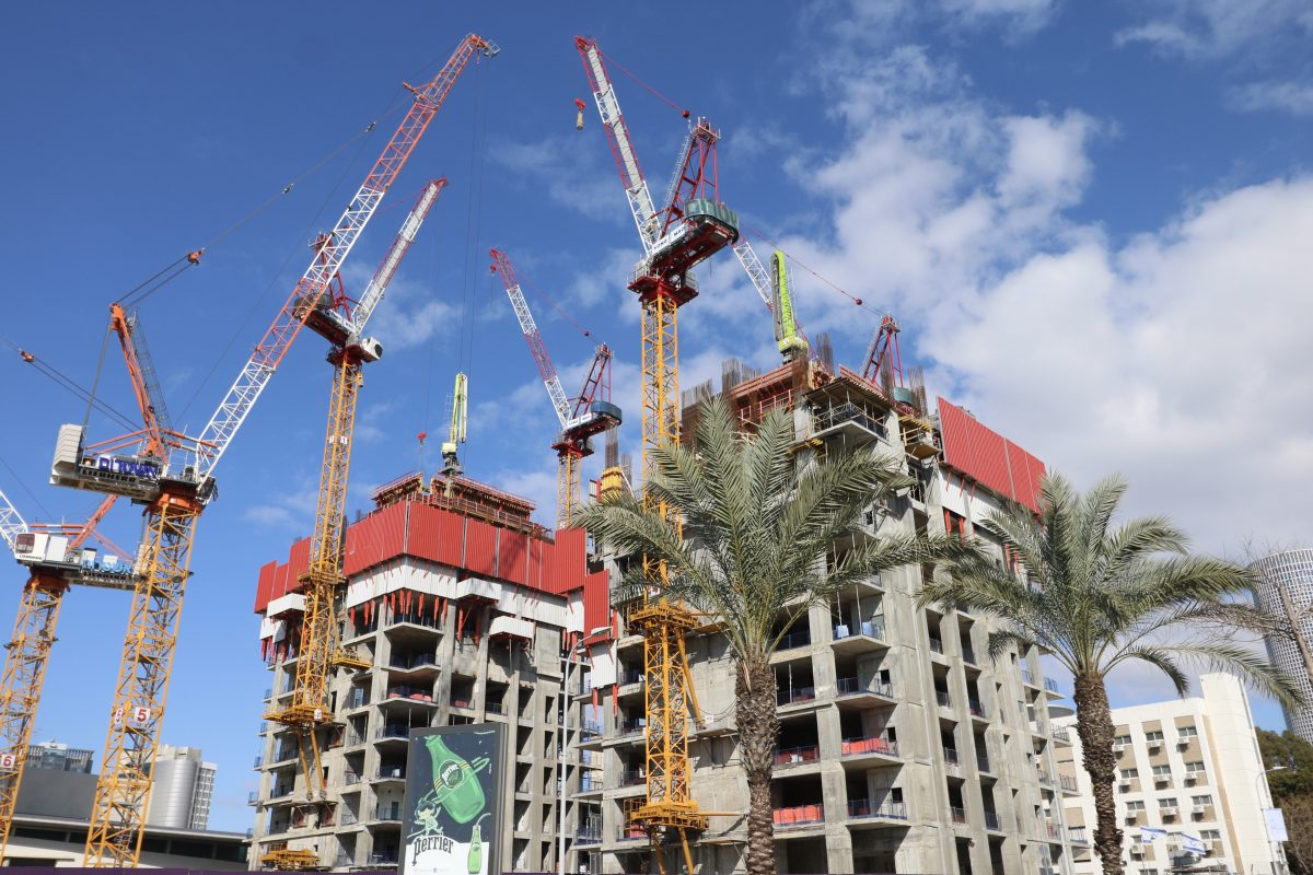 event accelerating growth in the construction industry